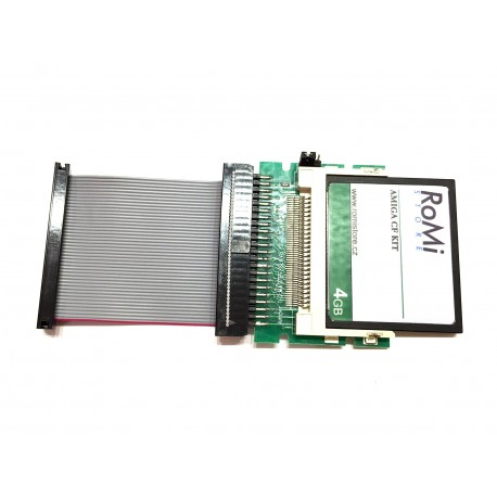 CF KIT 4GB A600 WB 3.1 Kompletní