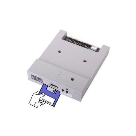 Amiga GOTEK Emulator Mechanika