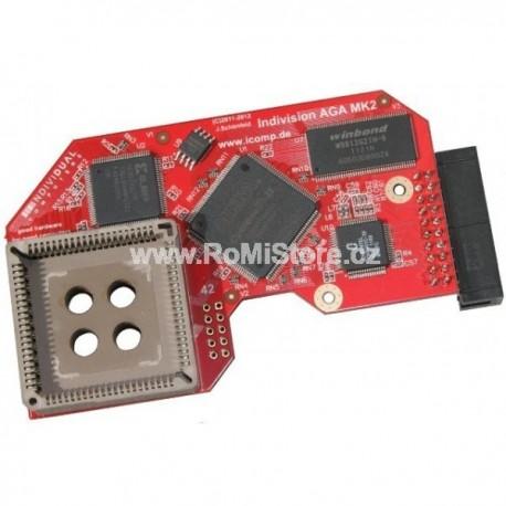 Indivision AGA MK2cr pro A4000D a CD32