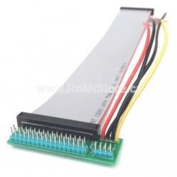 Atari ST Floppy Power a Data Kabel pro externí Gotek
