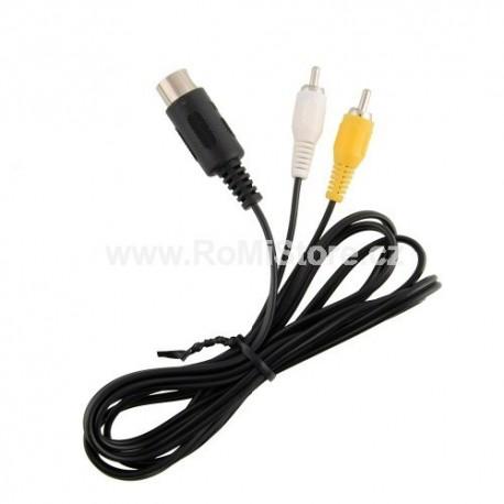 SEGA AV Audio Video Kabel 1.8m