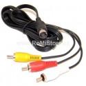 SEGA RCA AV Kabel [MegaDrive 2+3]