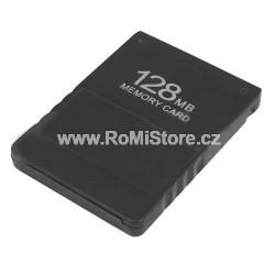 Paměťová karta 128MB pro Playstation 2