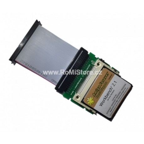 AMIGA CF SET 4GB + WB2.1 CLOANTO Licence