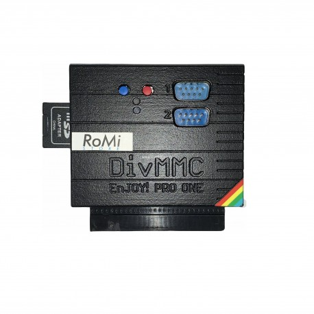 DivMMC Interface pro ZX Spectrum