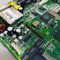 Výměny kondenzátorů A500/600/1200/CD32/4000