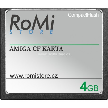 AMIGA CF KARTA