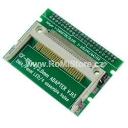 Redukce Amiga-CF (Female 90°) (verze LED indikace)