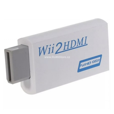 Nintendo Wii - HDMI Převodnik (Wii)