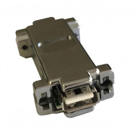 Adaptér pro USB PC Myš / Joystick / Gamepad / Joypad
