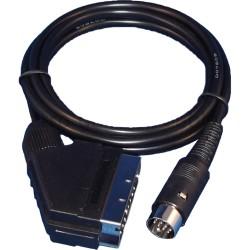 Kabel Atari ST 13DIN / SCART RGB