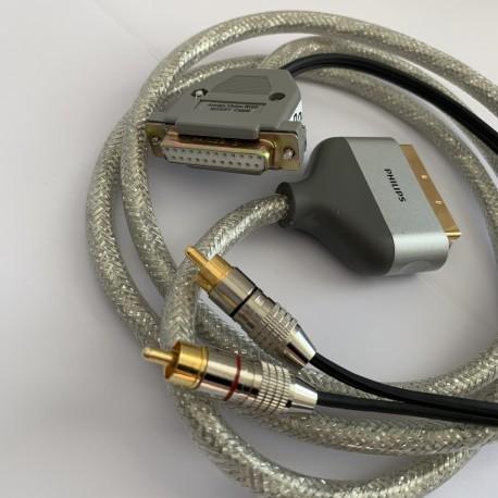 AMIGA RGB / SCART HQ+ Premium kabel