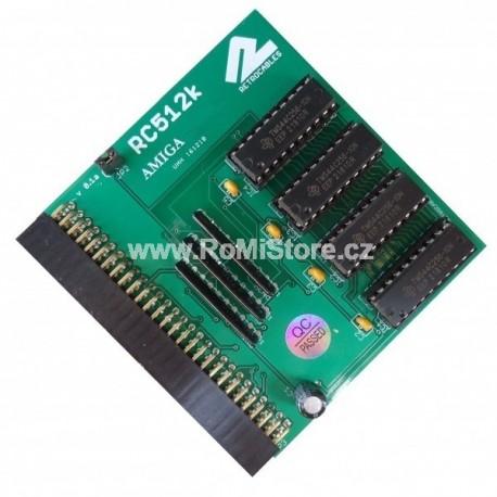 Paměťová karta 512KB RAM RC512K