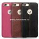 Pouzdro luxusní kožené iPhone 7 Plus