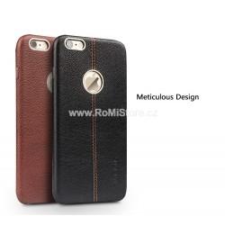 Pouzdro luxusní kožené iPhone 6 Plus/6S Plus