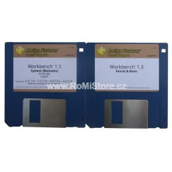 Workbench 1.3 (Sada 2 disket)